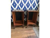 2 x vintage Side Table
