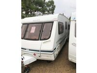 Swift conqueror 650 lux 2001 6 berth