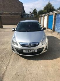 image for 2011 Vauxhall Corsa SXI 1.3 CDTI 8 Months MOT, New Dual Mass Flywheel and Clutch