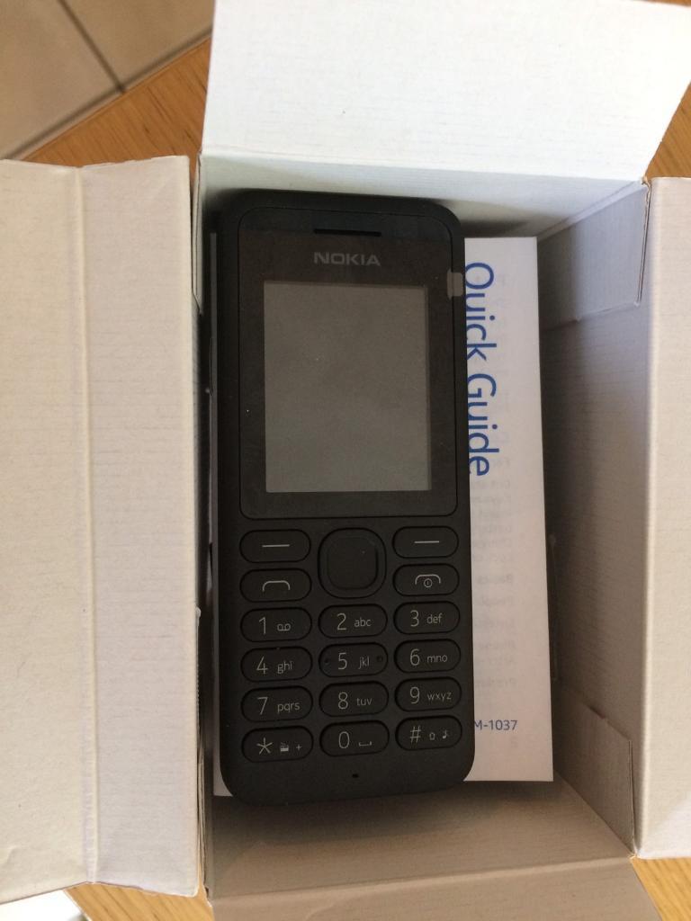 Nokia 130 unlocked brand new in boxin Longbridge, West MidlandsGumtree - Nokia 130 phone unlocked brand new in box. Bought from Amazon in error never used. Cost £27 new
