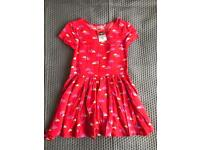 New dress from next size 4y.