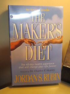 Book - The Maker's Diet