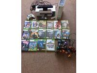 Xbox360 4gb + 20gb hard drive