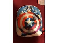 Captain America bag