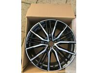 """BMW Genuine 1 x used 19"""" BMW 552m alloy wheel in great condition"""
