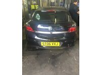 Vauxhall Astra SXI petrol 1.6 manual black 3 door