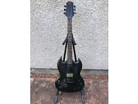 Epiphone SG Special Electric Guitar - Limited Edition Pierced Model