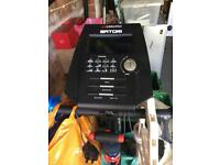 Satori exercise bike barely used