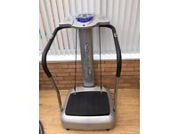 Short time used VIBRATION PLATE for sale!