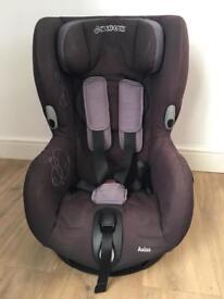 Maxi Cosi Axiss, 9-18kg recliner car seat