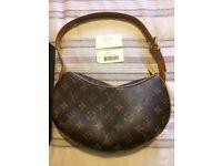 Louis Vuitton Pochette Crossant Bag