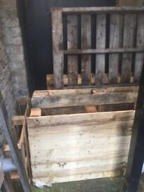 FREE Wood PALLET Collection