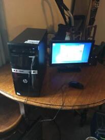 Hp desktop computer look!!!