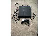 Boxed PS4 + Controller & F1 2020
