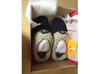 Lovely cosy fitflop slippers
