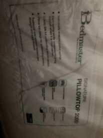 MATTRESS DOUBLE SIZE, 3 MONTHS OLD ONLY!!!