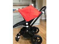 Bugaboo Cameleon 3 Black Edition buggy/ pushchair/ stroller