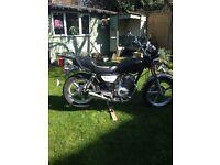 Lexmoto 125cc vixen