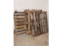 FREE PALLETS FOR UPLIFT