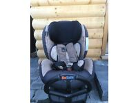 Isofix car seat by Scandinavian brand Be Safe group 1 6mths to 4 years (to 18 kg)