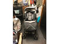 Grey silver cross buggy. Good condition. Baby to toddler