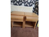 3 SIDE LAMP TABLES