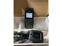 Nokia 1208 - Black - (Unlocked) with box