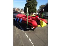 Rigid inflatable boat - RIB