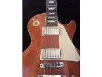 Gibson Les Paul Traditional Mahogany TOP + Limited Edition