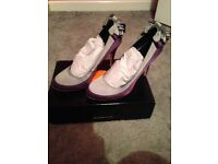 Karen Millen shoes and matching bag