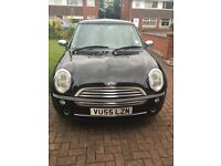 L@@K at this great 1.6 petrol mini one . Low mileage and good condition