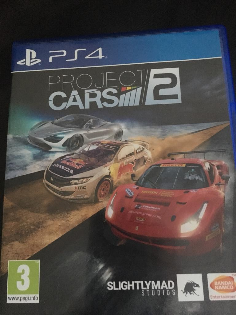 project cars 2 ps4 in norwich norfolk gumtree. Black Bedroom Furniture Sets. Home Design Ideas