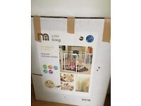 Playpen or room divider (Mothercare)