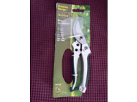 Bulldog BD3152 Premier Bypass Pruning Shears - Secateurs - High Carbon Blade
