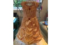 Sold pending collection - Belle Princess dress from Disney Store