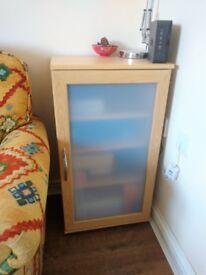 Contemporary Shoe Storage Cabinet
