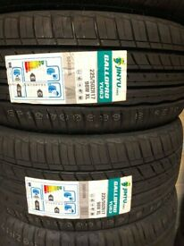 225/50/17 new budget tyres
