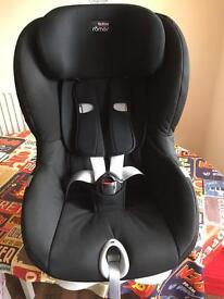 Britax king ll car seat