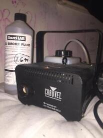 Chauvet vip smoke machine 1100w