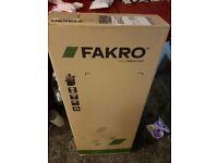 Flashing kit for FAKRO roof windows.
