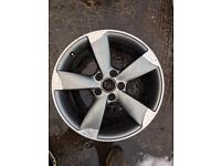 GENUINE AUDI A3 S3 ROTOR ALLOY WHEEL 18inch