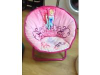 Princess Foldable Chair