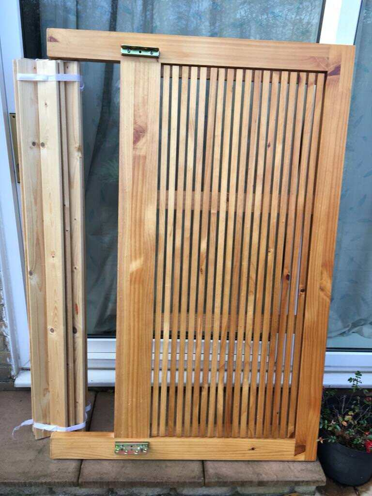 Wooden Double Bed Frame For Sale...!