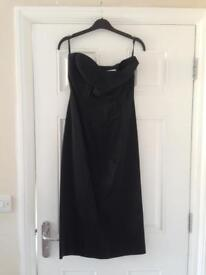 NEXT black size 12 dress