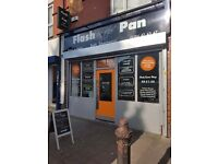 Excellent established takeaway business for sale