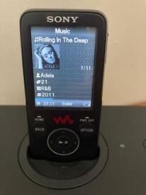 Sony Walkman MP3 16gb Digital Media Player & Dock