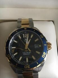 TAG HEUER F1 CARIBBEAN EXCLUSIVE WATCH