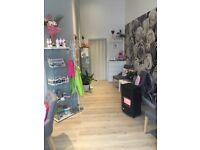 Beauty salon nail bar equipment furniture