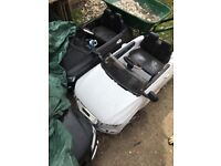 Three electric ride on toy cars for sale  Hampshire