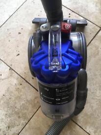 Dyson DC26 mini vacuum cleaner